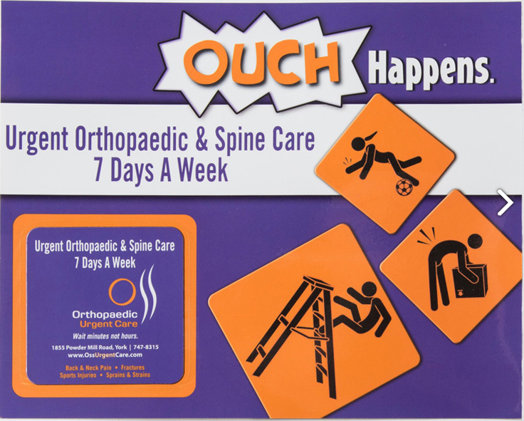 Orthopaedic Urgent Care