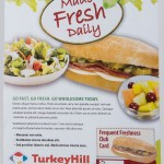 Turkey Hill promo