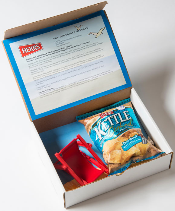 Herr's box