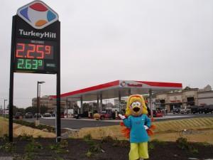 New Turkey Hill Store, 140 N. Wilkes-Barre Blvd., Wilkes Barre, PA